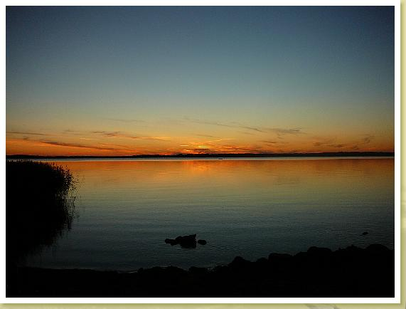 Ringsjön in Skåne