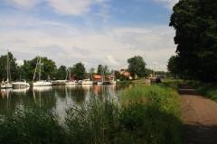 Götakanal bei Sjötorp am Vänern