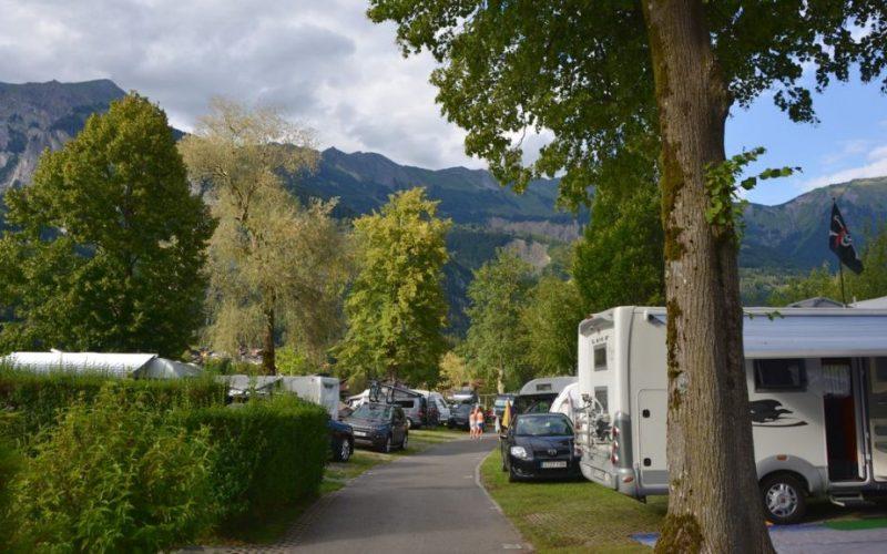 Beliebte Campingplätze in Schweden