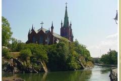 Kirche in Trollhättan