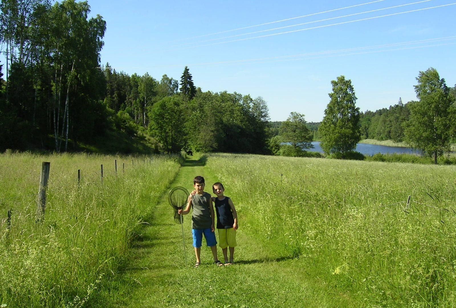 Familienurlaub mit dem Wohnmobil in Schweden