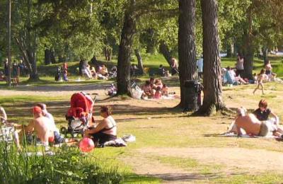 Eklundsnäs Bad & Camping