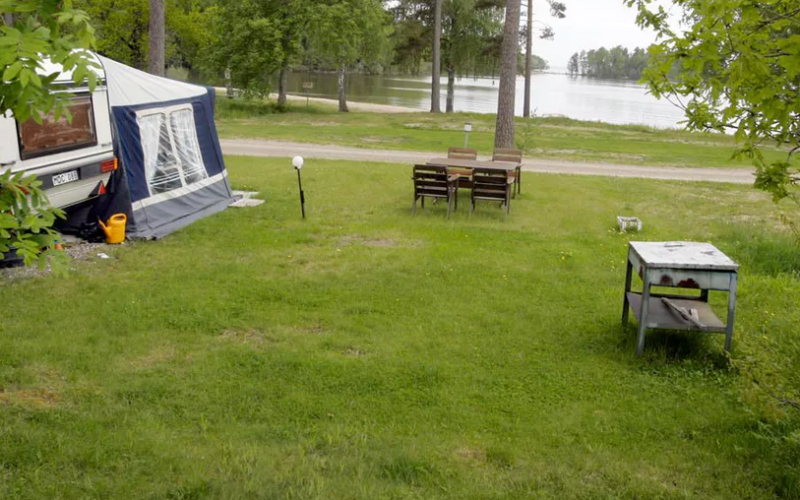 Fiskeboda Camping