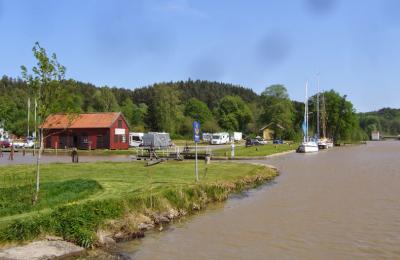 Skeppsdockans Camping och Vandrarhem